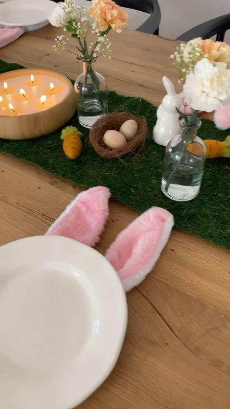 Easter table   #LTKSpringSale #LTKSeasonal #LTKhome