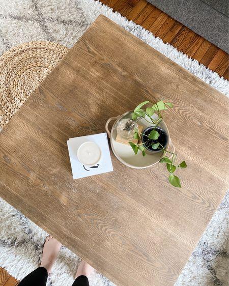 Simple coffee table styling! http://liketk.it/385vj #liketkit @liketoknow.it #LTKhome #LTKunder100 #StayHomeWithLTK