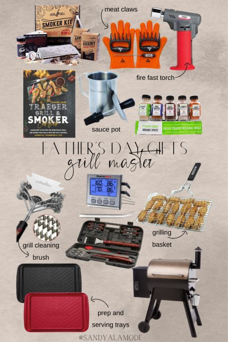 Father's Day gift ideas for the grill master http://liketk.it/3h1Cn #liketkit @liketoknow.it #LTKmens