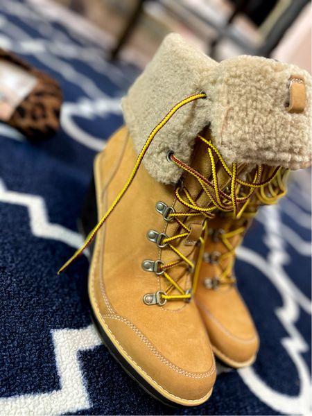 If the shoe fits: Timberland   #LTKfit #LTKshoecrush #LTKstyletip