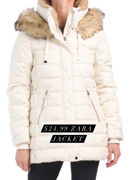 $24.99 Zara jacket  #LTKSeasonal #LTKunder50