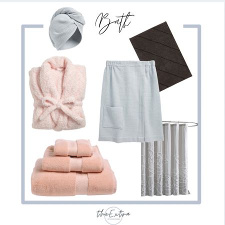 Shop bath from the Nordstrom Anniversary Sale! All these deals are great, but especially these super soft towels!  #LTKunder100 #LTKsalealert #LTKhome