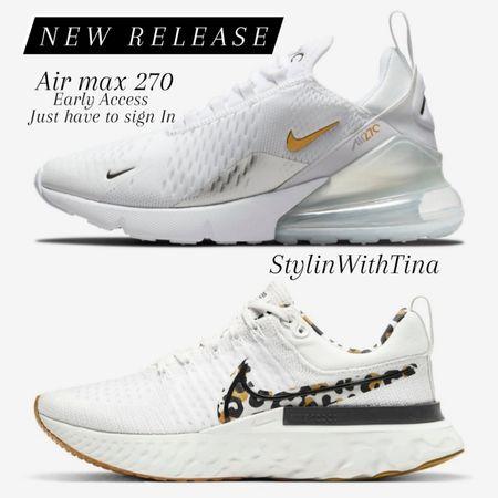 New nikes, Air max 270. Great comfort and stylish sneaker.  #airmax270#nike#new#sneakers#shoe #workout#summersneakers #LTKbrasil #LTKsalealert #LTKstyletip #LTKSpringSale #LTKunder50 #LTKshoecrush #LTKfit #LTKitbag #LTKworkwear #LTKwedding #LTKcurves #LTKmens #LTKfamily @liketoknow.it #liketkit #LTKunder100 #LTKswim #LTKhome #LTKeurope #LTKbump #LTKbeauty #LTKkids #LTKbaby #LTKtravel http://liketk.it/3fBvA