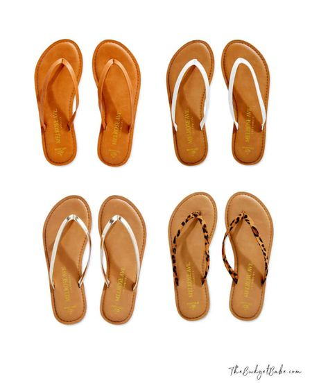 Flip flop sandals on clearance for $8.99 (was $19.99). Almost fully stocked in four colors! http://liketk.it/3gDhQ #liketkit @liketoknow.it #LTKshoecrush #LTKsalealert