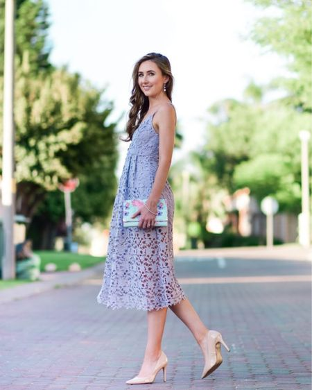 A Lace A-line dress is the perfect summer outfit http://liketk.it/39CAZ #liketkit @liketoknow.it #LTKSeasonal #LTKeurope #LTKunder100 @liketoknow.it.europe