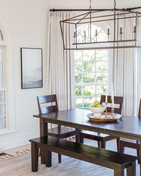 Kitchen, curtains, drapes, rug, table, chair, art, decor, Amazon, target, crate and barrel,   http://liketk.it/3gPkJ #liketkit @liketoknow.it #LTKstyletip #LTKhome #LTKfamily @liketoknow.it.home