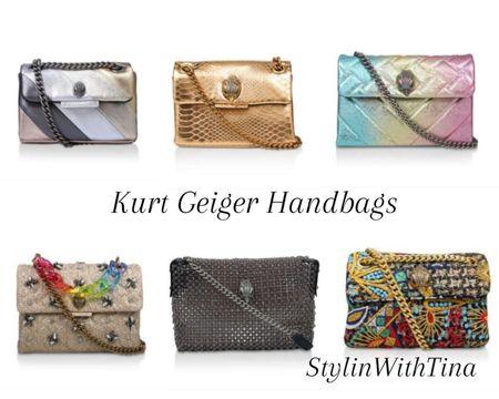 Now Trending. Kurt Geiger London handbags. So many run styles and colors. Crossbody, top handle, click link to shop.  http://liketk.it/3gIYU #LTKDay #LTKsalealert #LTKunder100 #LTKstyletip #LTKunder50 #LTKitbag #LTKbrasil #LTKeurope #LTKworkwear #LTKwedding #LTKtravel @liketoknow.it #liketkit  #ltkpurse#ltkhandbags