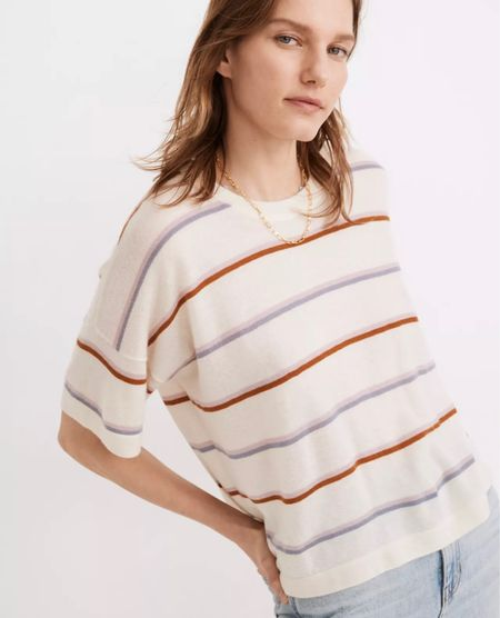 Madewell is having a major sale! Save an extra 30% off sale and select fill price styles with code: CHEER. Linked my favs!  #LTKunder100 #LTKfit #LTKsalealert