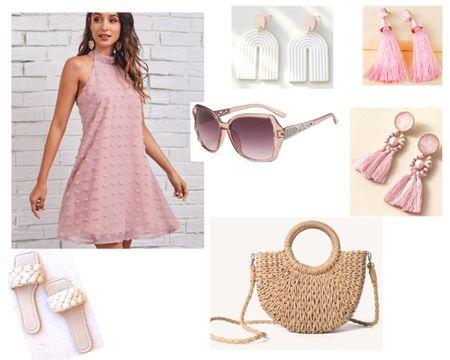Spring dress and wedding style http://liketk.it/3fJ0H #liketkit @liketoknow.it #LTKshoecrush #LTKstyletip #LTKwedding