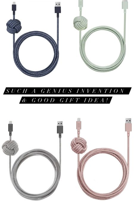 These chargers are genius. It's weighted so it won't fall off your night stand. A great gift for the holidays!   #LTKGiftGuide #LTKunder50 #LTKtravel