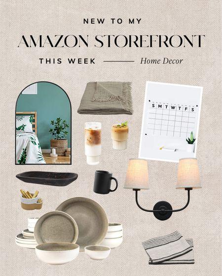 Amazon home and decor #amazon #home #decor  #LTKunder50 #LTKunder100