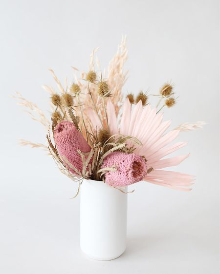 The perfect dried floral arrangement for your home or next party!   http://liketk.it/3braY #liketkit @liketoknow.it #LTKhome #LTKwedding