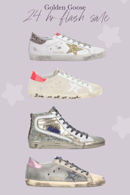 Golden Goose Flash Sale. Sneakers  #LTKshoecrush #LTKsalealert
