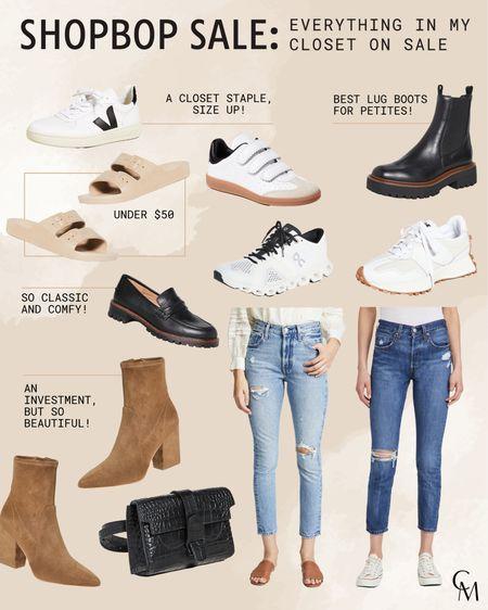 Shopbop Sale: everything in my closet on sale     #LTKshoecrush #LTKsalealert #LTKSeasonal