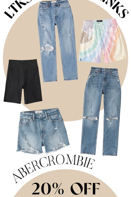 New styles from Abercrombie on sale!!!!   #LTKDay #LTKstyletip #LTKsalealert