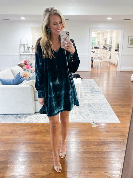 I found the perfect holiday dress, AND it's on major sale today for $35!!!    Shop your screenshot of this pic with the LIKEtoKNOW.it shopping app http://liketk.it/32DuY @liketoknow.it #liketkit #LTKunder50 #LTKstyletip #LTKwedding