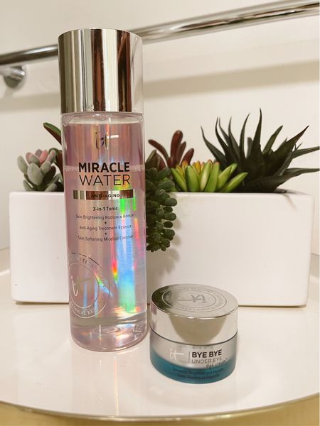IT cosmetics | Micellar water | Skin care | Skin routine | Clean skin care | Spring beauty sale | Spring sale | Spring beauty | Summer beauty    #LTKbeauty #LTKSpringSale #LTKunder50
