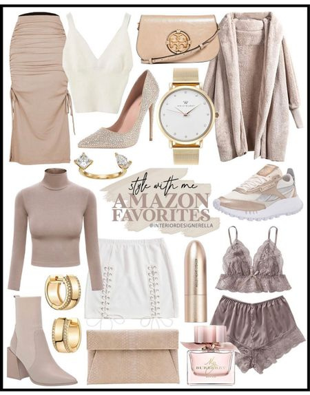 Amazon fashion finds! Click below to shop! Follow me @interiordesignerella for more Amazon fashion finds and more! So glad you're here!! Xo!  #LTKunder100 #LTKstyletip #LTKunder50