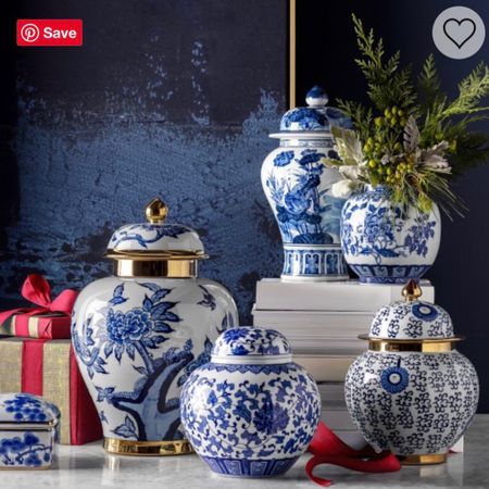 Ginger Jar Sale- 25% off with code HOME! #mothersday #mothersdaygift #giftguide #gift #present #gingerjar #vase #floral #homedecor #williamssonoma #flower #flowers #trend #trending #modernhome #countryhome #giftsforher #wfh #sale #salealert #workfromhome #deskinspo #homeinspo #interior #interiordesign #LTKMothersDay #LTKhome #LTKsalealert #liketkit @liketoknow.it http://liketk.it/2O4yc