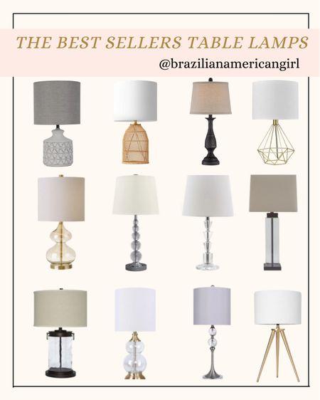 Table Lamps  #tablelamps #tablelamp #lamp #targetfinds #targethome #walmartfinds #walmart #wayfair     #LTKhome #LTKunder50 #LTKsalealert