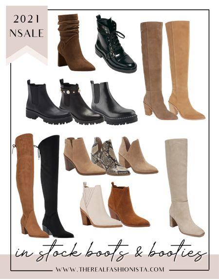 nsale boots and booties   #LTKsalealert #LTKshoecrush