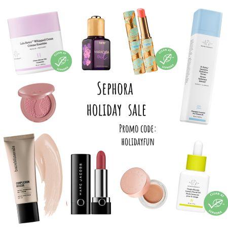 Sephora SALE! for rouge members starts today! Promo code: HOLIDAYFUN  http://liketk.it/2UtQa   http://liketk.it/2ZY7f #liketkit @liketoknow.it #LTKsalealert #LTKunder50 #LTKbeauty Shop your screenshot of this pic with the LIKEtoKNOW.it shopping app   #sephora #drunkelephant #bareminerals #marcjacobsbeauty #tartecosmetics #sale #holidaysale #holiday #christmas