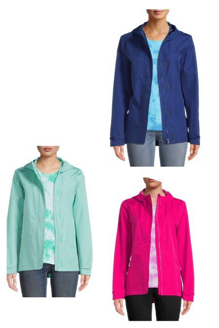 Walmart rain jacket   #LTKstyletip #LTKunder50
