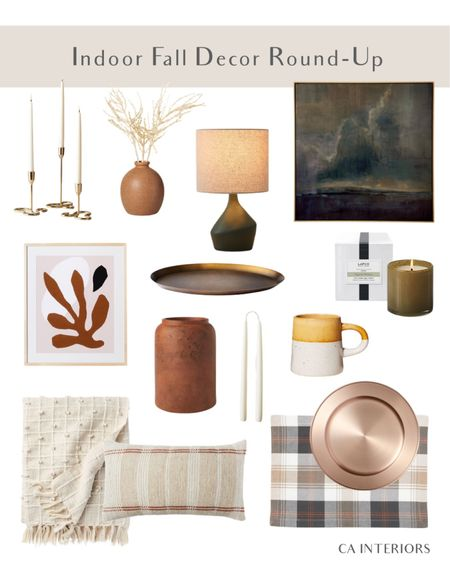 Decorate your home for fall with some classic and understated pieces!   #LTKhome #LTKSeasonal