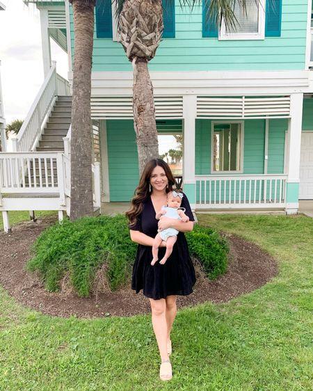 Easy linen summer dress! Breastfeeding friendly dress http://liketk.it/3dIkY #liketkit @liketoknow.it