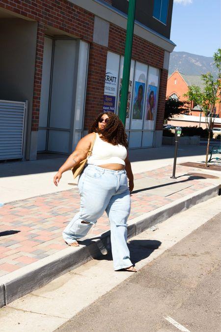 Walking into hot girl summer like…   #LTKcurves #LTKSeasonal