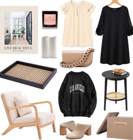 Amazon finds, Amazon fashion, chair, Amazon furniture, coffee table book  #LTKunder100 #LTKunder50 #LTKhome