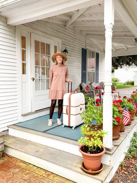 Do you ever stay somewhere you'd totally pack up and move to? That's how my Mom and I felt about Kennebunkport, Maine. It was such a cute little town and the old houses were so beautiful. If anyone would like to donate 6 million dollars to buy me a house on Ocean Avenue that'd be great 🤣  #LTKstyletip #LTKunder100 #LTKunder50