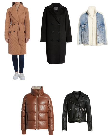 Sharing all my favorite outerwear from the Nordstrom sale! http://liketk.it/3jsGi #liketkit @liketoknow.it #LTKsalealert