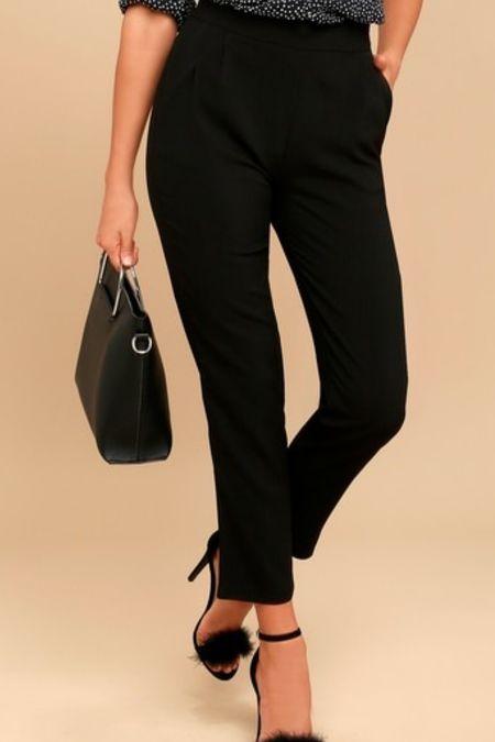 Must have work pants   #LTKworkwear #LTKstyletip #LTKSeasonal