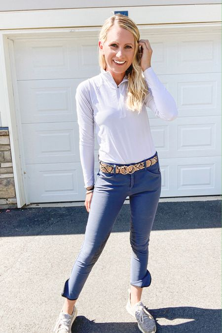 Equestrian Style Size 26 breeches Small athletic top  http://liketk.it/2QJv6 #liketkit @liketoknow.it #LTKfit #LTKstyletip #LTKunder50 @liketoknow.it.home @liketoknow.it.family @liketoknow.it.europe @liketoknow.it.brasil Shop my daily looks by following me on the LIKEtoKNOW.it shopping app