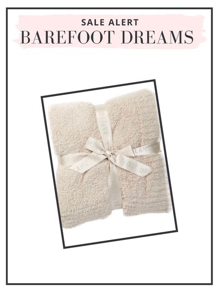 Sale alert: Barefoot Dreams throw blankets on sale and it's the perfect time to stock up on holiday gifts!   #LTKHoliday #LTKGiftGuide #LTKsalealert