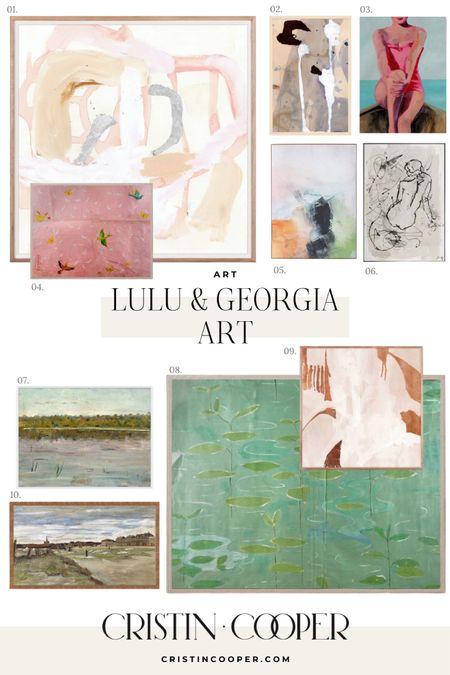 Lulu & Georgia Art http://liketk.it/3gkDf #liketkit @liketoknow.it