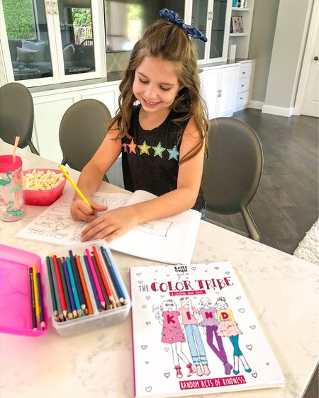 ✨Kindness Coloring Book for Tweens! ✨   http://liketk.it/2NqM4 #liketkit @liketoknow.it #StayHomeWithLTK #LTKfamily @liketoknow.it.family @liketoknow.it.home Follow me on the LIKEtoKNOW.it shopping app to get the product details for this look and others #coloringbook #tweens