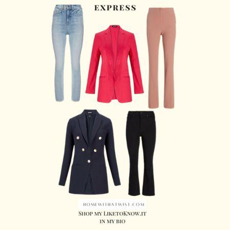 LTK Day Sale at Express! http://liketk.it/3hjwc #liketkit @liketoknow.it #LTKDay #LTKworkwear #LTKshoecrush