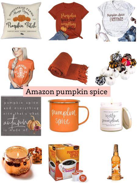 Pumpkin spice   #LTKSeasonal #LTKhome #LTKunder50
