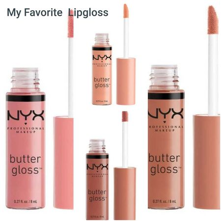 """On behalf  of  """"Lipstick"""" Day...salute to my favorite lipgloss! Wanted to share this with  you  again...because  i  absolutely  love these. So creamy  and subtle.  Non sticky which is a huge plus. Be sure to give them a try. #lipgloss #cosmetics #makeup #makeuplook #butterlipgloss  #lipstickday #musthaves #nyxcosmetics #affordablebeauty #affordablemakeup     #LTKstyletip #LTKbeauty #LTKunder50"""
