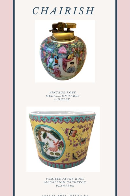 Pretty chinoiserie accessories http://liketk.it/3daoh #liketkit @liketoknow.it Shop your screenshot of this pic with the LIKEtoKNOW.it shopping app