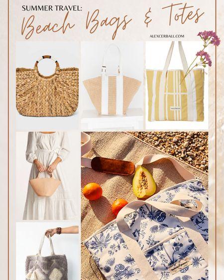 Beach bags | beach totes | summer travel | beach essentials | straw bags http://liketk.it/3frLI  #liketkit @liketoknow.it #LTKstyletip #LTKitbag