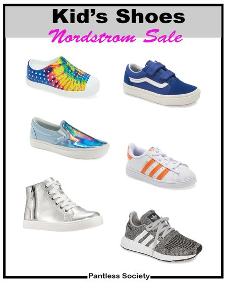 Nordstrom sale. Fall outfit refresh. Fall shoes. Kids shoes. Fall kicks. Unisex. Boys shoes. Girls shoes. Nordstrom shoe sale.   #LTKkids #LTKsalealert #LTKshoecrush