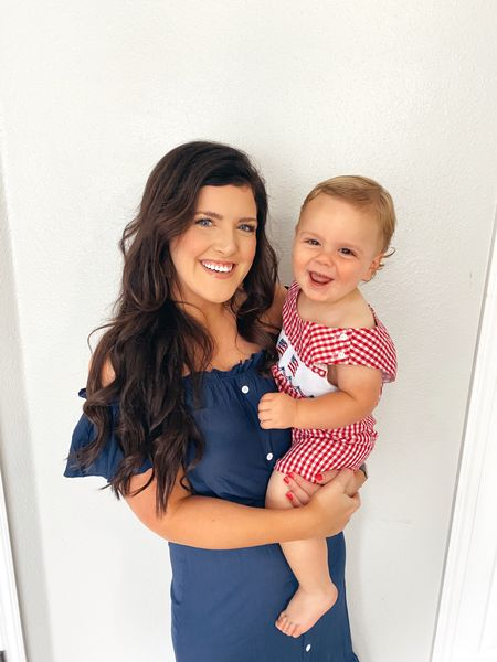 Always a good time with my boys! Love my little man so much, truly blessed ❤️ Soaking in family time all weekend long 🎉🇺🇸  my dress is under $35 and prime (fits TTS) I'm 5'8 and wearing a medium! http://liketk.it/3iYE3 @liketoknow.it #liketkit #LTKunder50 #LTKunder100 #LTKstyletip