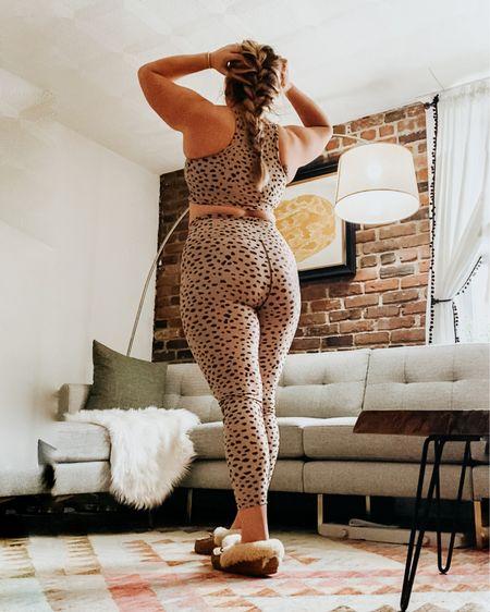 #beachriot Ayla legging in taupe spot- SIZE UP http://liketk.it/387uL #liketkit @liketoknow.it #LTKcurves