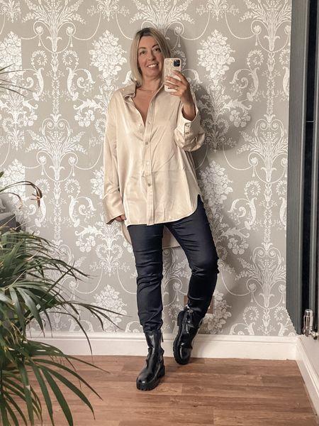 Relaxed shirt style   #LTKunder100 #LTKeurope #LTKstyletip