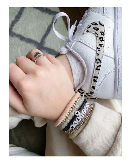 Leopard print sneakers and tie dye sweatsuit http://liketk.it/3aJHu #liketkit @liketoknow.it #LTKunder50 #LTKshoecrush #LTKstyletip