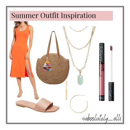 http://liketk.it/3gQNG Affordable summer outfit inspo. Shop my daily looks by following me on the LIKEtoKNOW.it shopping app #liketkit @liketoknow.it #LTKunder100 #LTKstyletip #LTKunder50