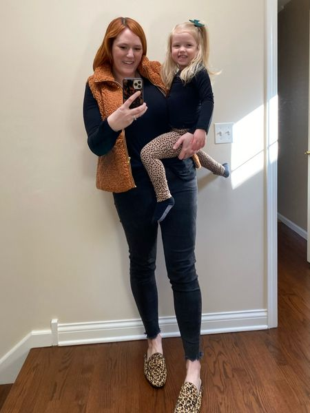 Oops we did it again - mommy & me fall matching outfits    #LTKfamily #LTKkids